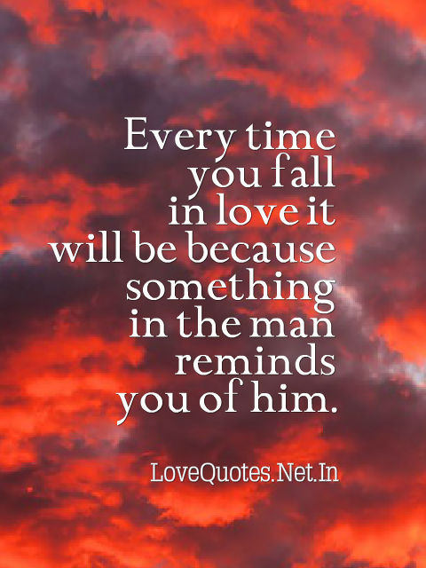 Every Time You Fall In Love