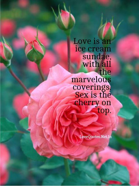 Love Is An Ice Cream Sundae