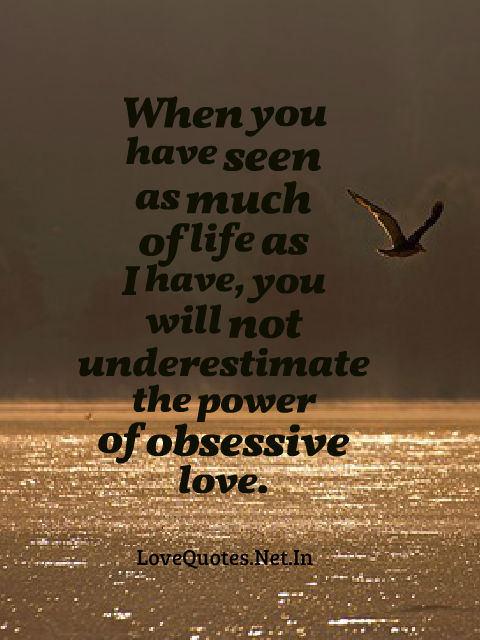 Obsessive Love