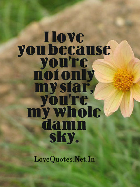 Quotes on Love and Life