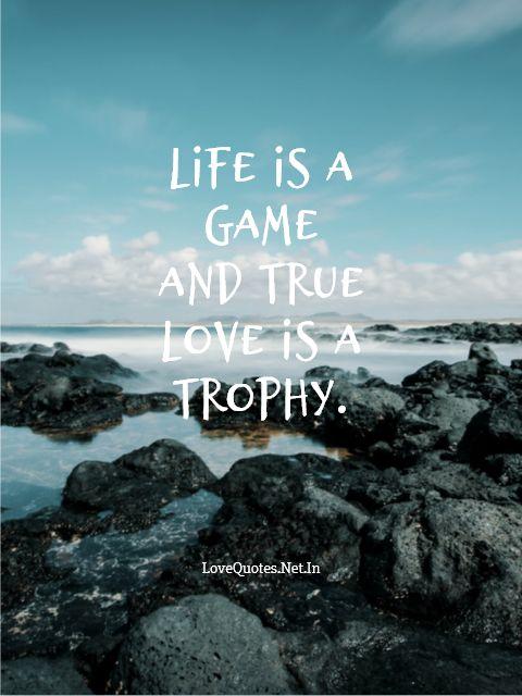 True Love Is a Trophy