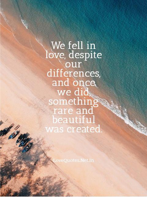 We Fell In Love